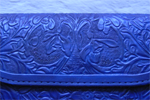 Long Wallet 'Narcissus'/革財布